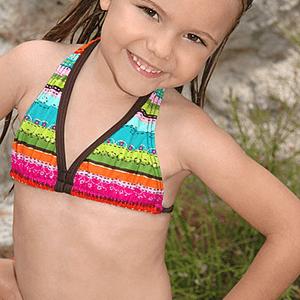Little Girl Bikini